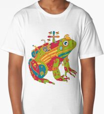Frog, from the AlphaPod collection Long T-Shirt