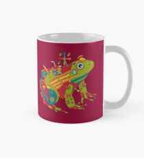 Frog, from the AlphaPod collection Mug