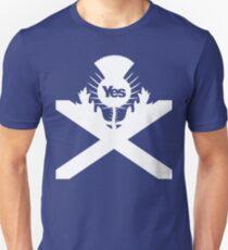 Yes, Scotland Unisex T-Shirt