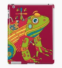 Frog, from the AlphaPod collection iPad Case/Skin