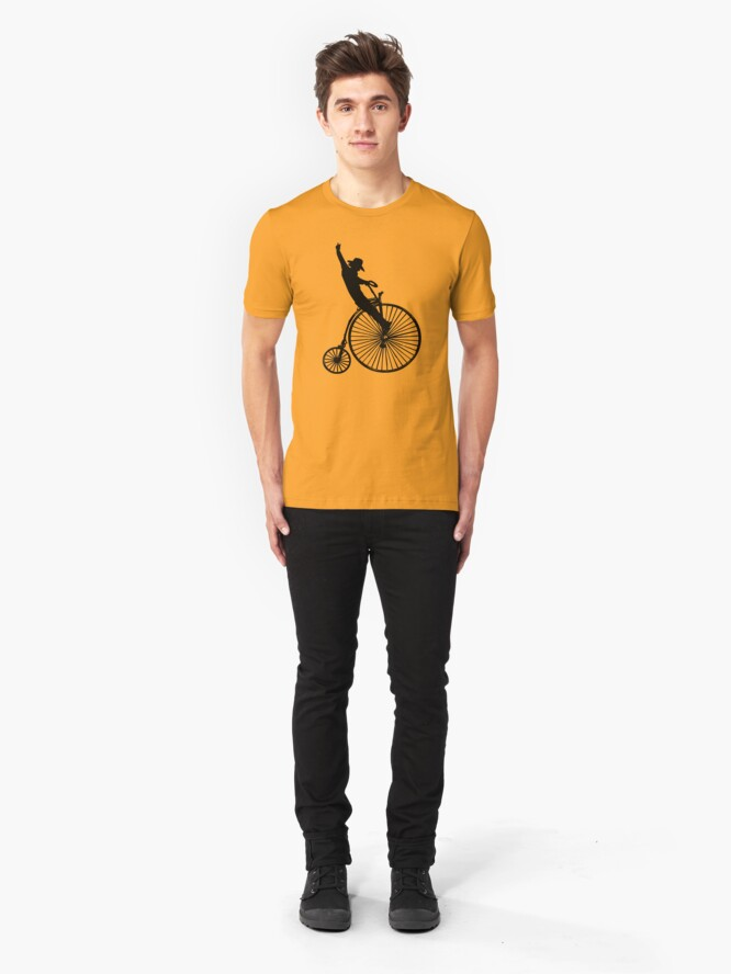 Alternate view of Apprentice Cowboy Slim Fit T-Shirt