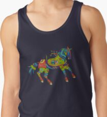 Horse, from the AlphaPod collection Tank Top