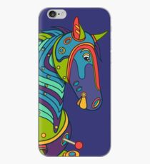 Horse, from the AlphaPod collection iPhone Case