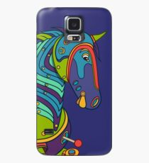 Horse, from the AlphaPod collection Case/Skin for Samsung Galaxy