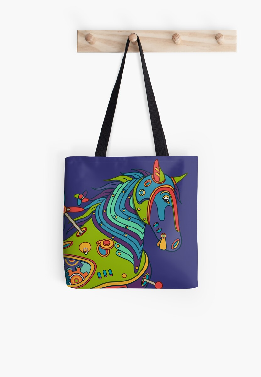 Horse, from the AlphaPod collection by alphapod
