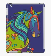 Horse, from the AlphaPod collection iPad Case/Skin