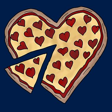 Piece of (Pizza) My Heart by bethcentral