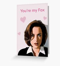 Valentine Scully Greeting Card