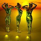 The Three Golden Spirit Women by dakota1955