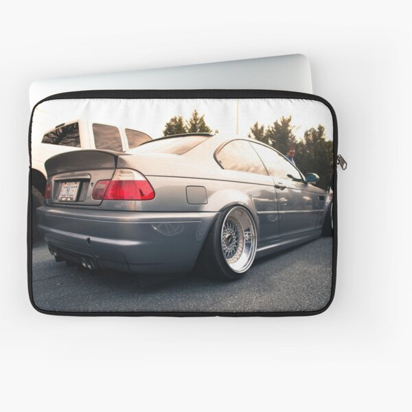 BMW M3 - Cars and Coffee Charlotte Laptop Sleeve