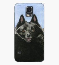 Schipperke and Lighthouse Case/Skin for Samsung Galaxy