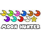 Moon Hunter (Super Mario Odyssey Moons) by Very BrandOn