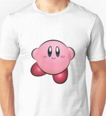 Kirby Chilling Unisex T-Shirt