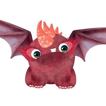Dragon by GavinScott