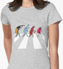 The Beetles Women's Fitted T-Shirt