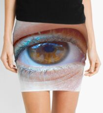 Looking Through You Mini Skirt