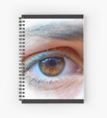 Looking Through You Spiral Notebook