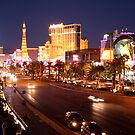 las vegas strip by regs