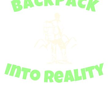 Backpack Into Reality by oceanus183