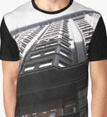 Chicago Monadnock Building #1 Graphic T-Shirt