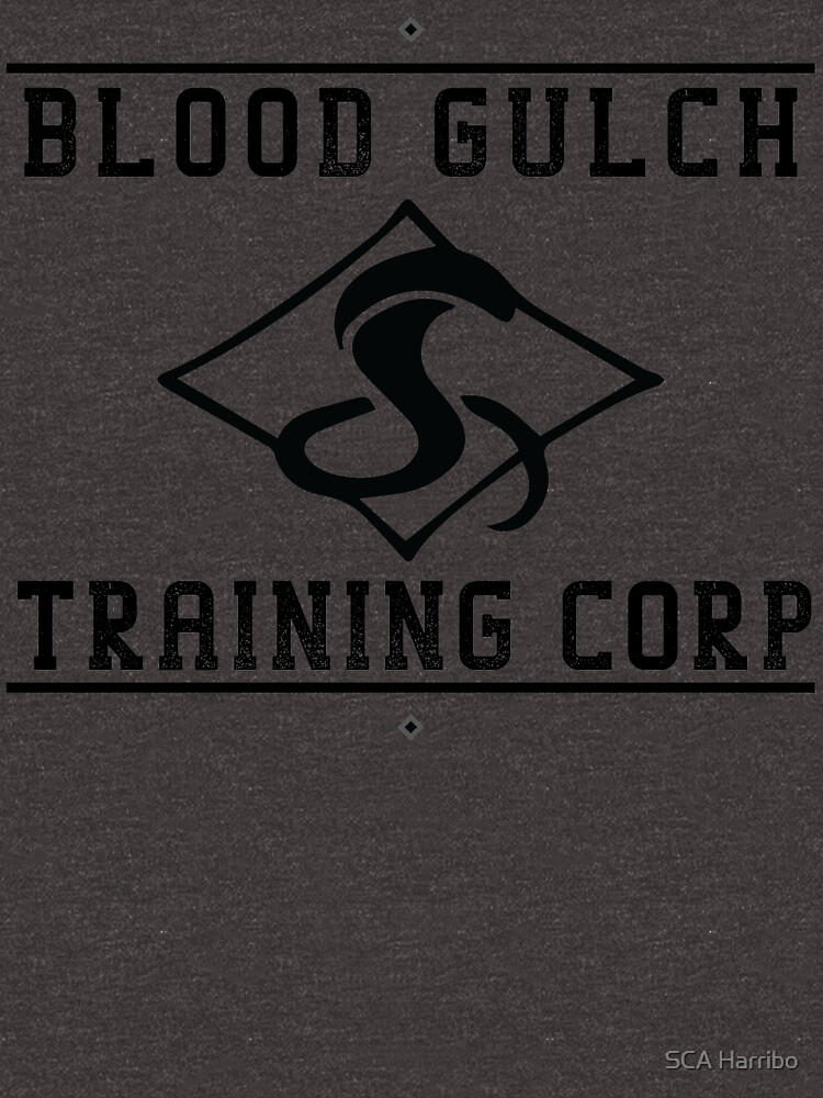 Blood Gulch Training Corp by XxW4T3RM3L0NxX