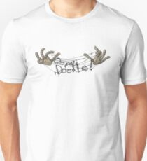 Christmas with Mr. Strings- Oopsie Doodles! Unisex T-Shirt