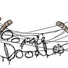 Christmas with Mr. Strings- Oopsie Doodles! by Meg Tuten