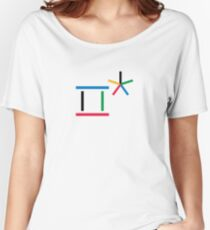 2018 Olympic Rings Women's Relaxed Fit T-Shirt