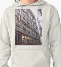 Chicago Rookery Building #3 Pullover Hoodie