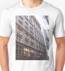 Chicago Rookery Building #3 Unisex T-Shirt