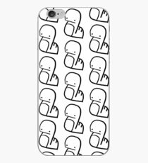 chan's doodle iPhone Case