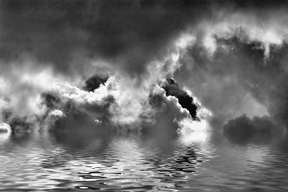 Clouded Water by Jawaher