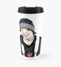 lil xan-so perfect Travel Mug