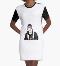 lil xan-so perfect Graphic T-Shirt Dress