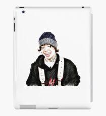 lil xan-so perfect iPad Case/Skin