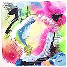 Color Twisted #10 von Diana Linsse