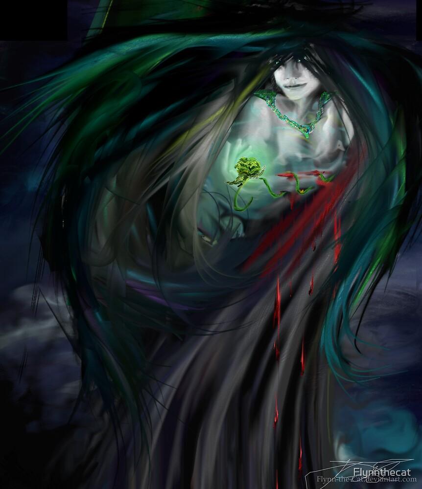 Shadowhaunt: Love Lies Bleeding by Flynnthecat