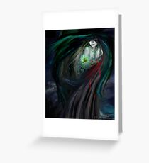 Shadowhaunt: Love Lies Bleeding Greeting Card