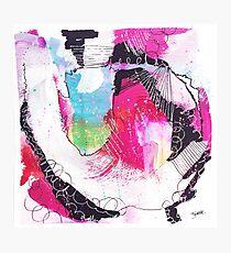 Color Twisted #19 Fotodruck