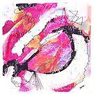 Color twisted #23 von Diana Linsse