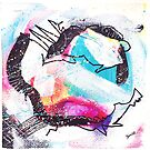 Color Twisted #25 von Diana Linsse