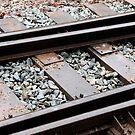 Railway track by Aneurysm