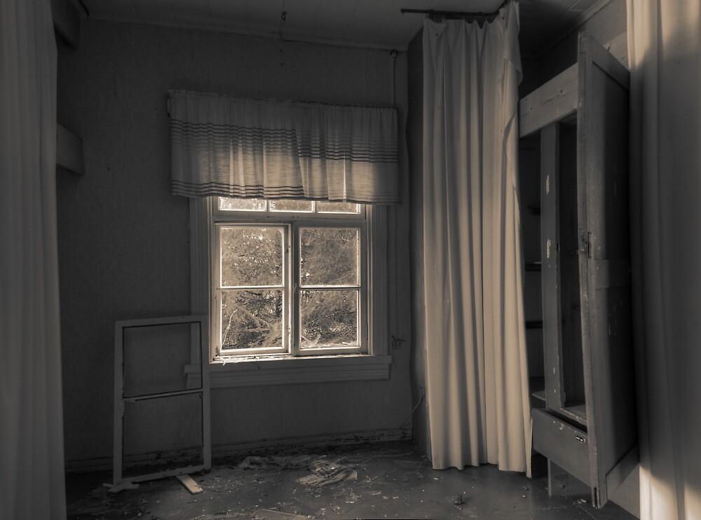 'Curtains' by Petri Volanen