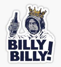 Billy Billy Belichick Patriots Sticker Sticker