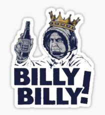 Billy Billy Belichick Patriots Sticker Sticker