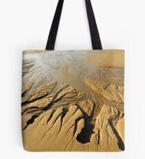 Sand burrows Tote Bag