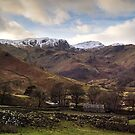 A Cold Day in Dovedale by Jamie  Green