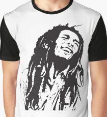 Bob marly Graphic T-Shirt