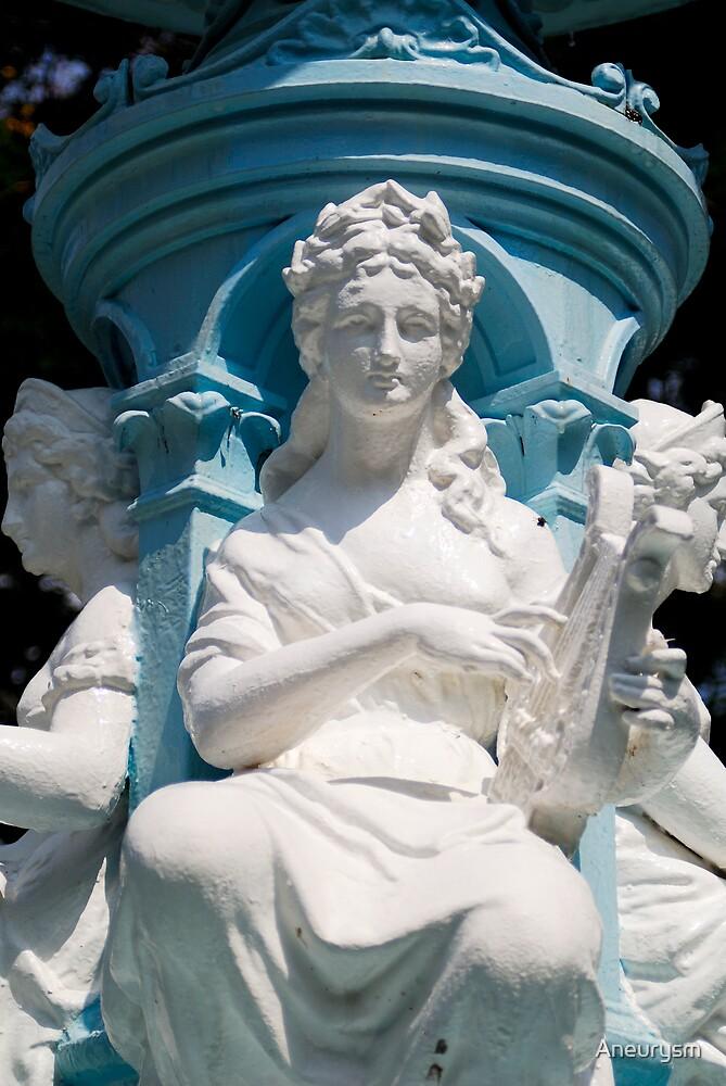 Memorial Fountain by Aneurysm