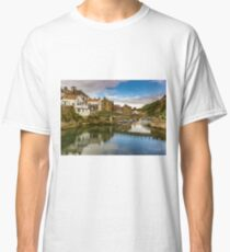 Staithes Upper Harbour Classic T-Shirt